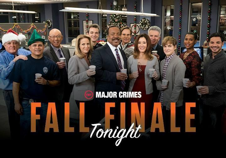 Happy Holidays & Happy Episode from Major Crimes cast! | Mary